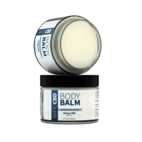 body balm cbd liquid