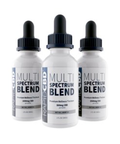 multi spectrum blend cbd liquid oil
