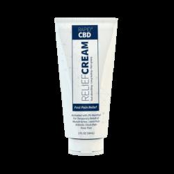 relief cream liquid cbd oil