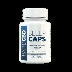 Sleep Caps CBD Premium